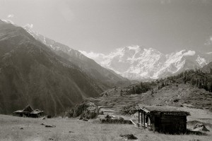 Fairy Meadows, Hunza Valley, Pakistan, 1987
